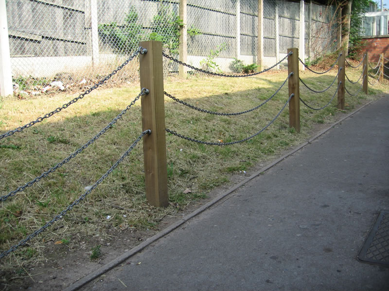 Fencing products campion